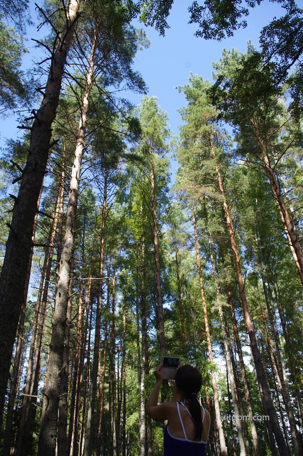 Walking in Estonia, Pangodi lake, Tartu