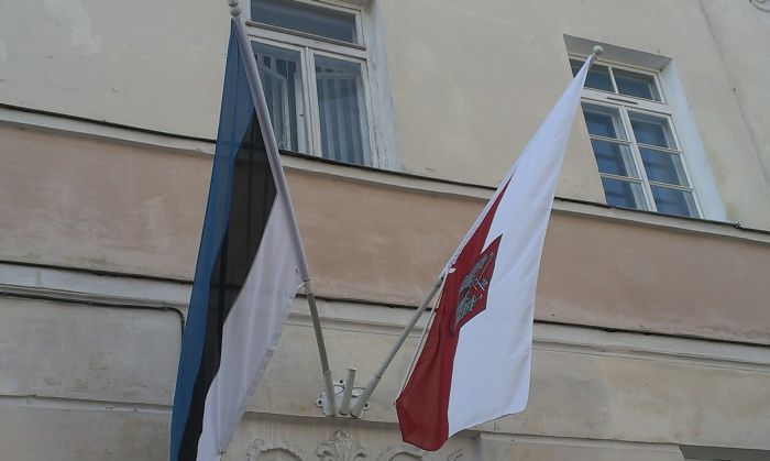 Tartu is the knowledge capital of Estonia.