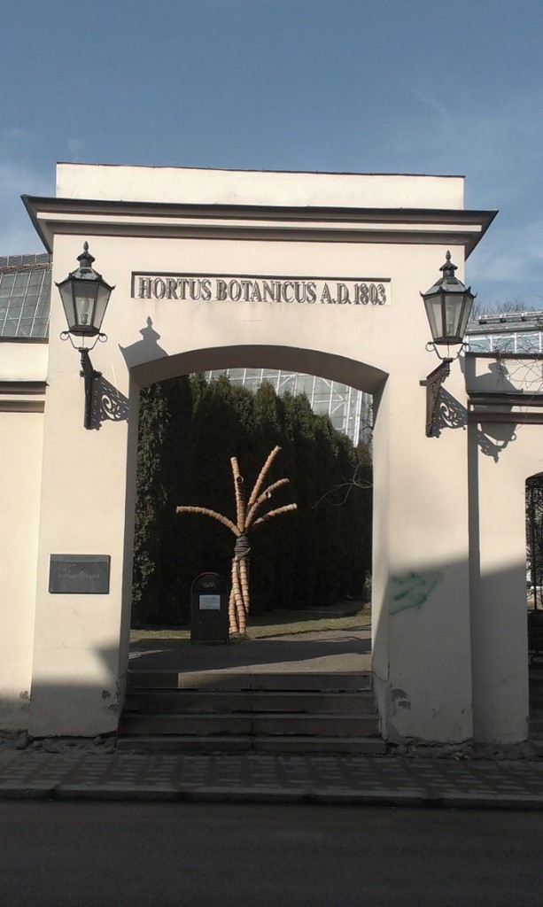 Botanical garden in Tartu. Take a stroll or have a picnic. Many celebrations have been held here.