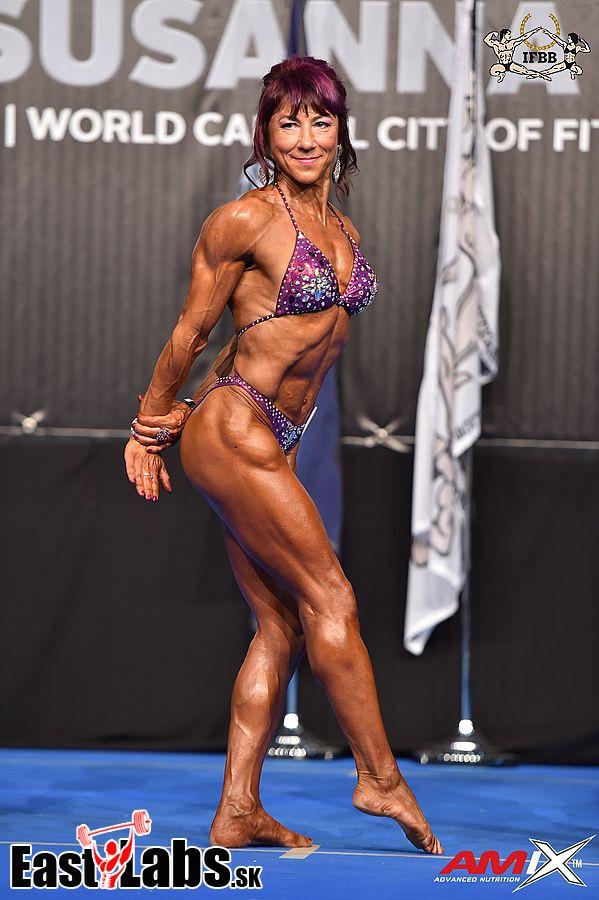 Esta Pilt, fitness võistleja, Eesti meister