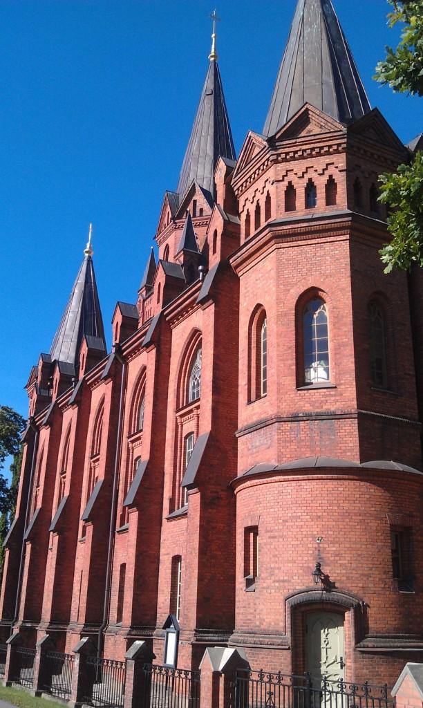 Peetri kirik. St Peters Church