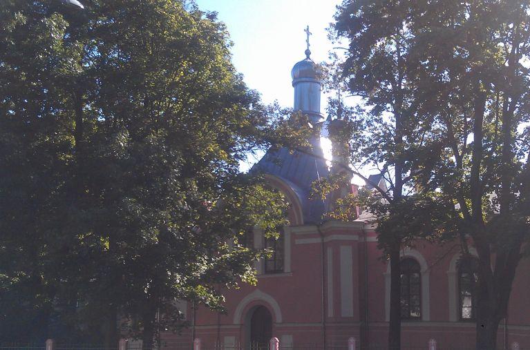 Põha Jüri kirik. St John Curch