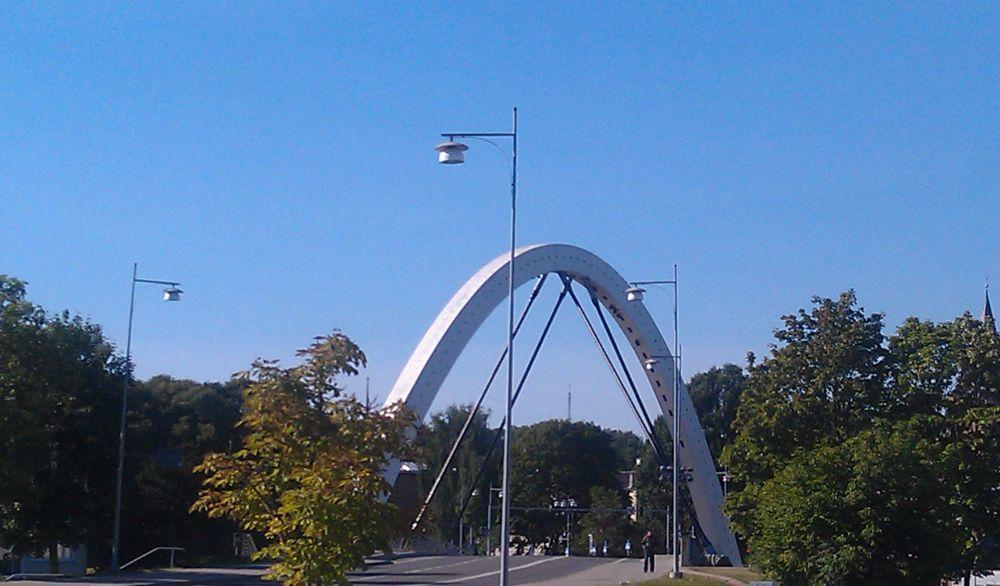 Vabaduse sild. Bridge of Liberty