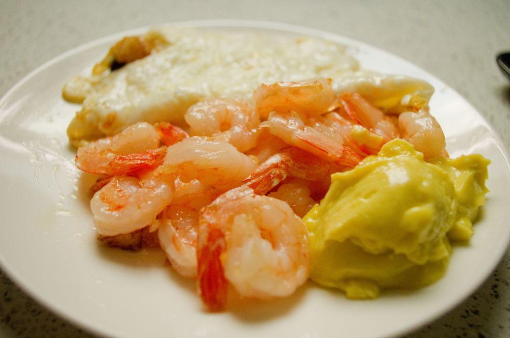 Tänutäheks kehale vastupidamise eest parim toit. Best food to thank my body for making it.