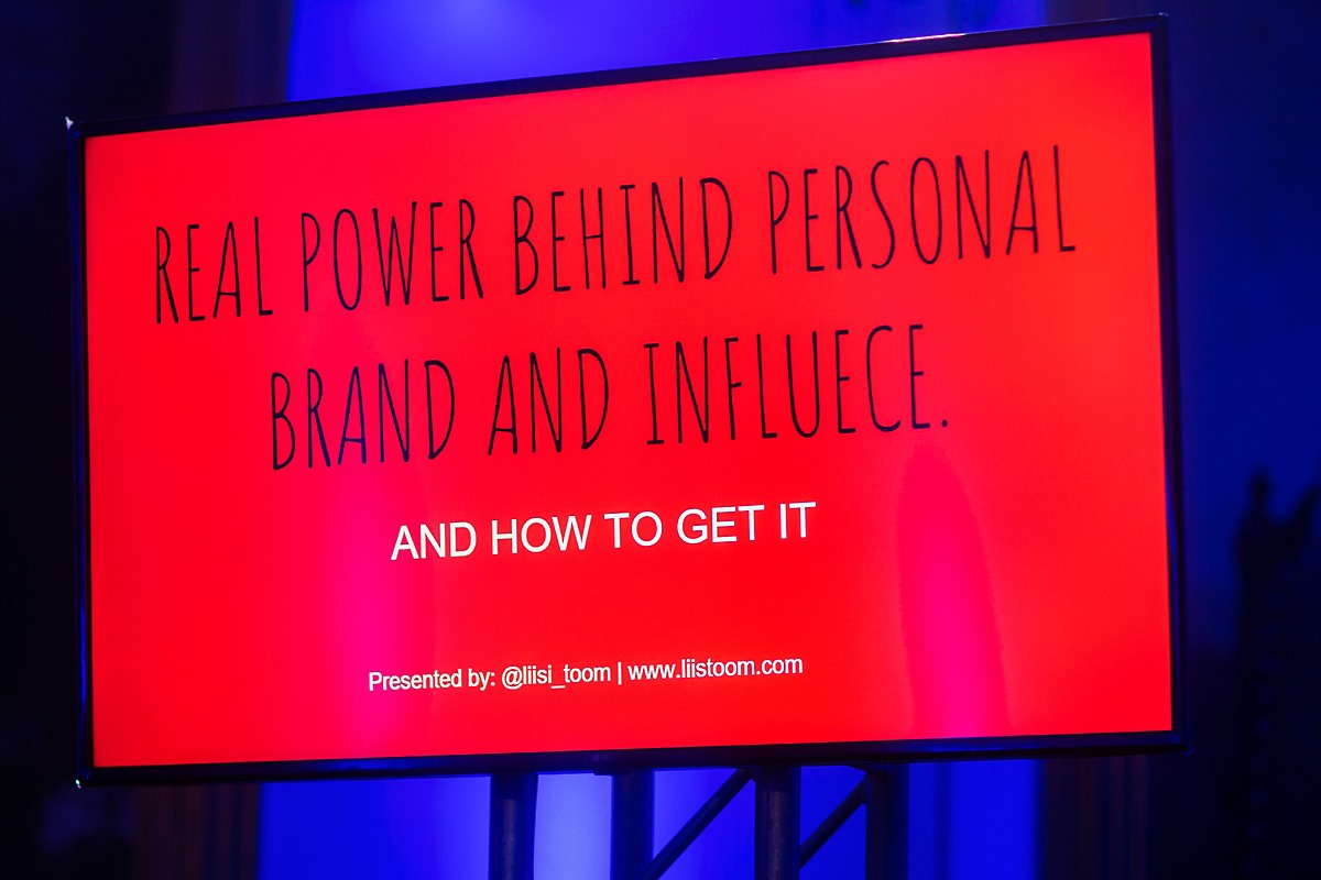 powerful personal branding