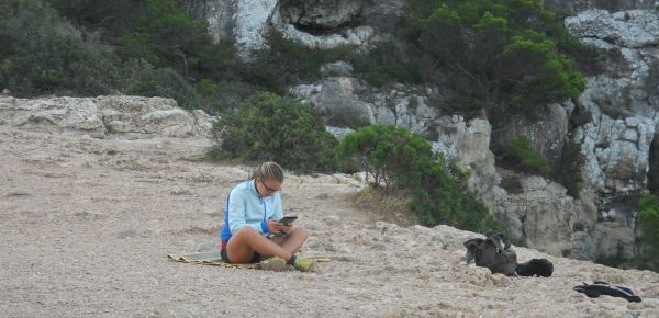 walking in Ibiza Atlantis walking route