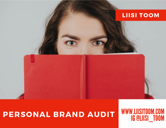 personal brand audit, personal branding, influencers